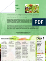 Diabetes  Meal Plan by Constance Brown-Riggs