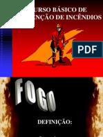 CURSO BÁSICO DE PREVENÇÃO DE INCÊNDIOS b