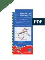Cityhopper Timetable