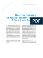 Interest rate changes