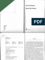 [Paul R.halmos] Naive Set Theory(Bookos.org)