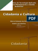 Cidadania e Cultura
