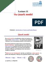 Mesons in the Quark Model
