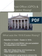 General Post Office and the 1916 Easter Rising