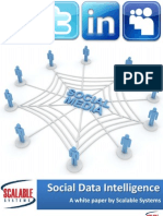 Social Data Intelligence
