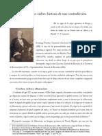 Sarmiento y los árabes, historia de una contradicción