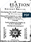 Revelation of the Secret Spirit 1622