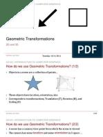 09 Transformations