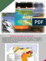 Historia Geologia de Venezuela