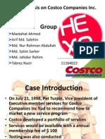 Costco Case Study Analysis (HBR)