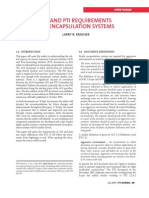 ACI and PTI Requirements for Encapsulated Systems, PTI Journal, July 2007
