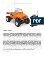 How to build an Arduino WiFi 4x4 with Android Controller.pdf