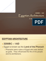 03 Egyptian Architecture NDDU Final