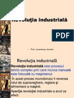 revolutia industriala