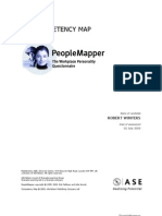 ACERPress ASE PM CompetencyMap