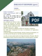 Paris-Vézelay (extrait du guide)