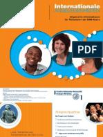 Basisbroschuere DSH Kurs Teilnehmer
