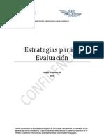 Estrategias de Evaluación de los Aprendizajes v1
