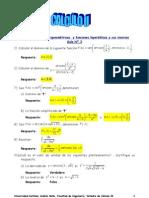 Funciones Inversas Trigonomtricas e Hiperbolicas