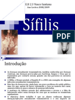 Sifilis-apresentaçao