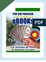 Porque Deberias Publicar Tus Propios eBooks