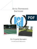 Guide to Pavement Maintenance