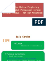 presentasi kondom 1