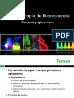 Fluorescence spectroscopy presentación 8