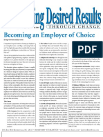 Becoming Employer Choice