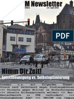 FreEduMM Newsletter #4 - April 2013