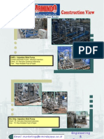 Skid Chemical Injection & Dosing pump