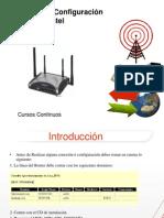 Config RouterAxesstel