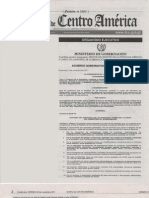 Arance REPEJU (Acuerdo Gubernativo 404-2011