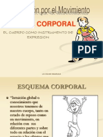 8.El Esquema Corporal