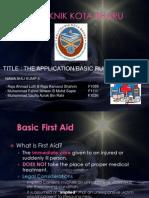 Basic Firstaid