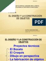 UNIDAD II. Clase. El diseño y Construcción de Objetos