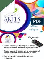 Artes Integradas El uso de equipos electrónicos JERSON NIEVES