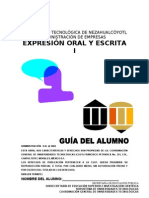 GUIA DEL ALUMNO EXPRESION ORAL.doc