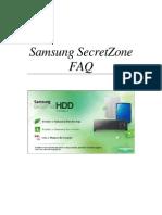 PTbz_Samsung SecretZone FAQ Ver 2.0
