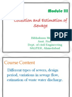 collectionandestimationofsewage-120411062714-phpapp02