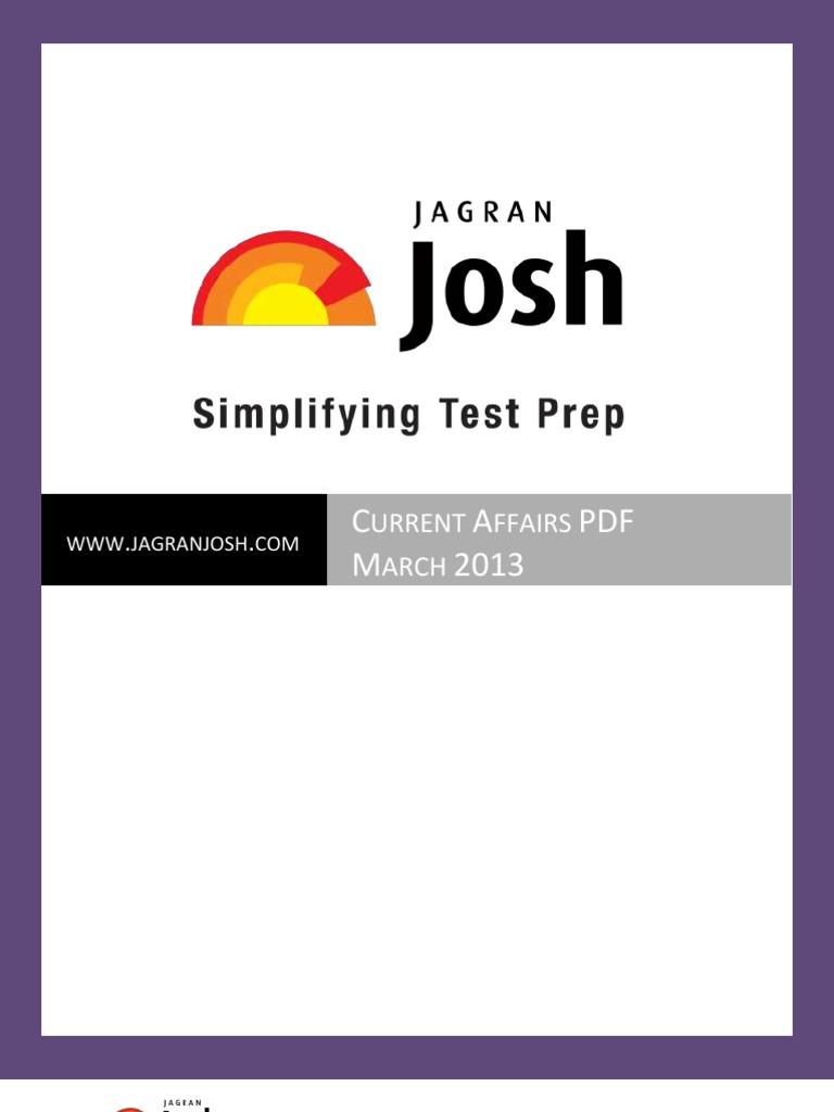 2013 june jagran current pdf free affairs josh