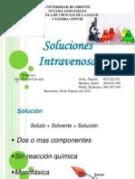 Soluciones Intravenosas ITPP3