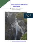 De 300 meter hoge waterval van de Río Nervión (Noord Spanje)