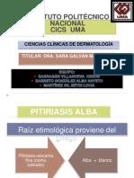 Pitiriasis Alba-equipo 4