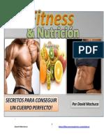 Fitness y Nutricion