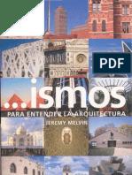ISMOS para entender la arquitectura