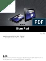 Manual Ilium Pad