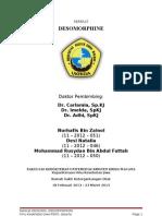 Refrat RSKO - Desomorfine