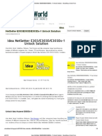 Idea NetSetter E303_E303D_E303Ds-1 Unlock Solution - Everything Unlock Here