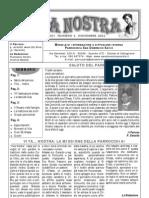 Vita Nostra - anno I - n°1